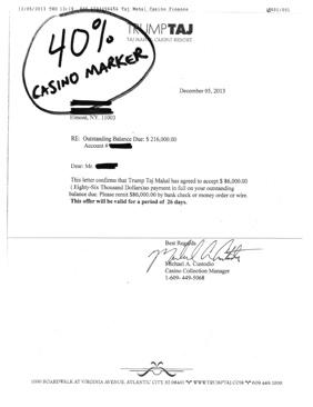 How do casino markers work nfl casino sponsorship